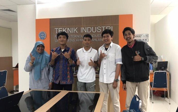 Teknik Industri Moral And Intellectual Integrity