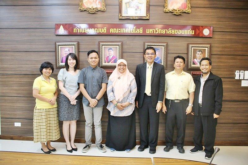 Prodi Teknik Industri Tingkatkan Kerjasama Akademik Di Tingkat ASEAN